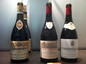 Impressive trio of Rousseau