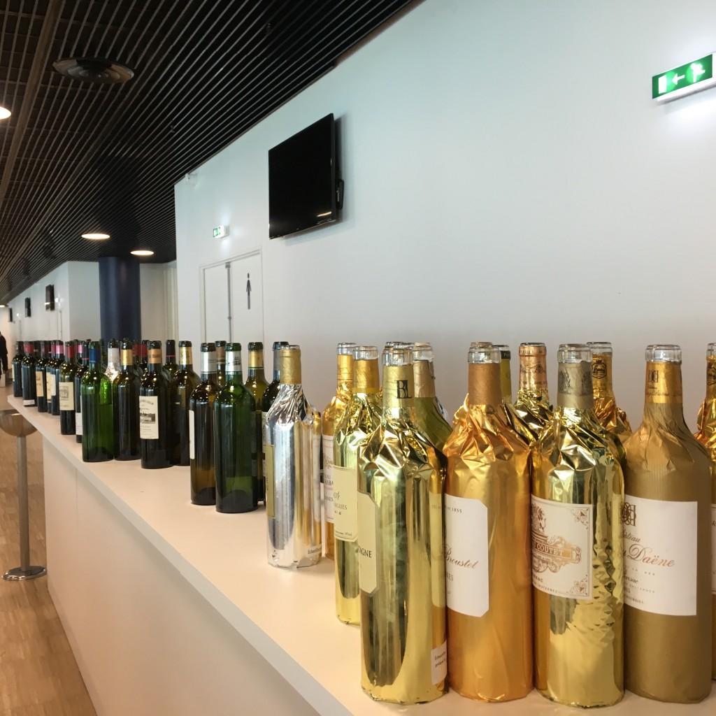 Verkostungsmarathon zum Primeur-Tasting der Union des Grands Crus de Bordeaux
