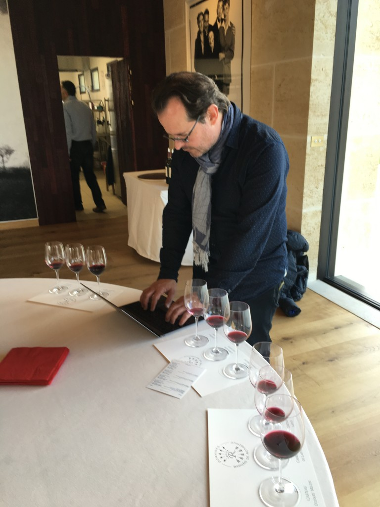 Tasting@Château Lafite Rothschild